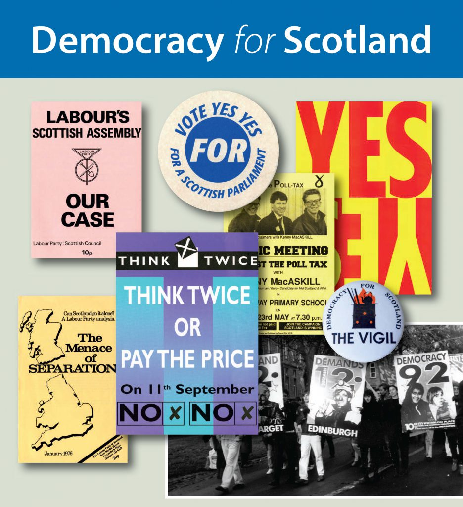 Democracy for Scotland Exhibition