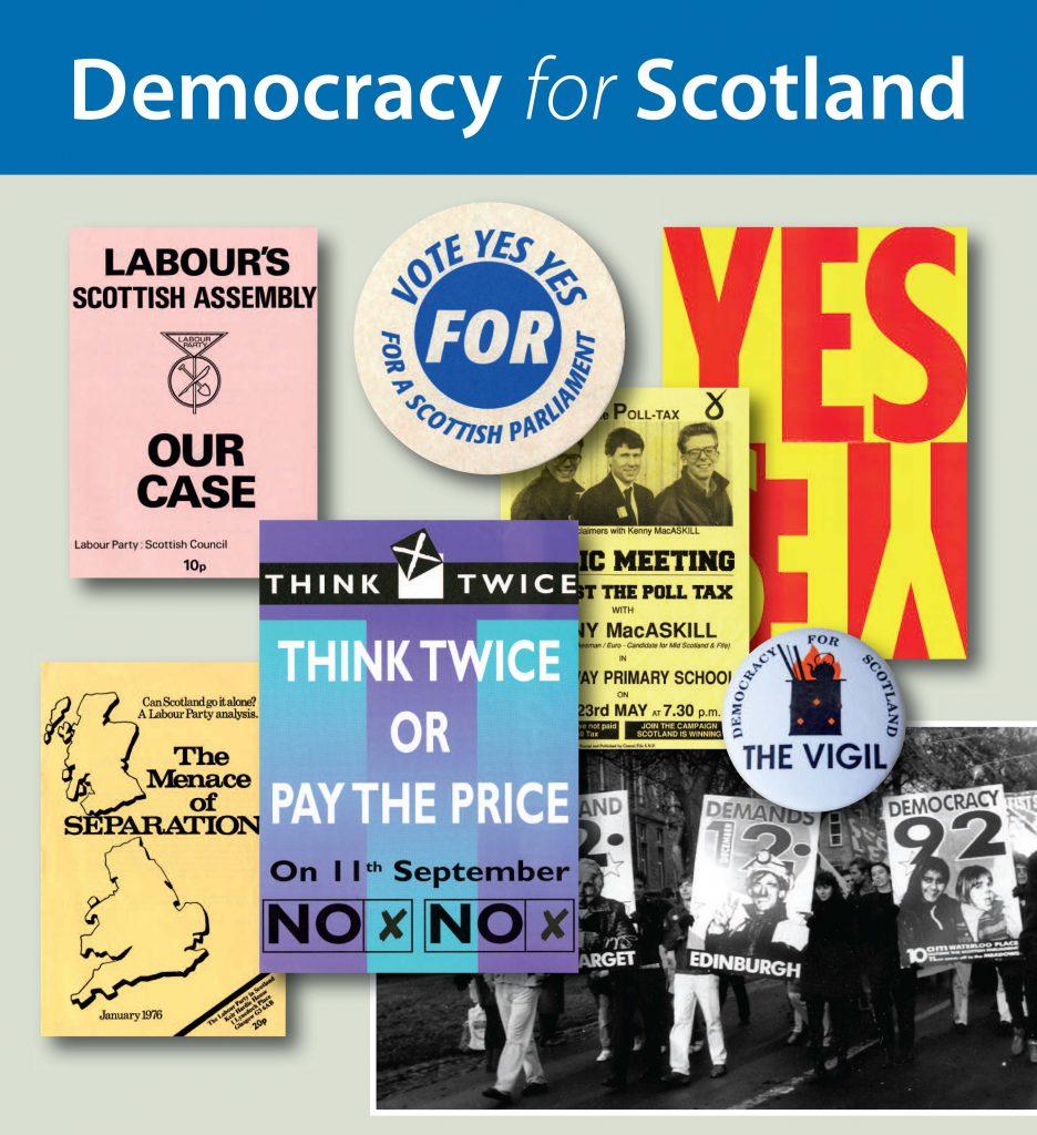 Democracy for Scotland Exhibition